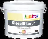 ALLIGATOR Kieselit Lasur - Wetterbeständige, UV-beständige, transparente Basis für dekorative Lasurbeschichtungen