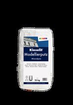 ALLIGATOR Kieselit Modellierputz - wetterbeständiger und biozidfreier Mörtel
