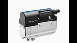 Hydronic B5Wsc C= Compakt, Wasserpumpe in Heizung eingebaut.