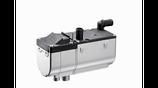 Hydronic B4Ws  Wasserpumpe separat montiert.