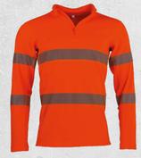 Warnschutz Coolmax T-Shirt, CS211