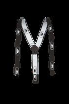 Hosenträger mit Klett 4cm