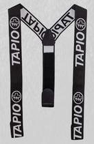 Tapio Hosenträger mit elastischem Klettverschluss, PL344