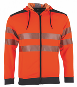Clime Protect Hoody HV-orange, CP351