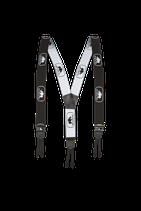 Hosenträger mit Schlingen 4cm