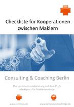 Checkliste für Maklerfirmen zur Gewinnung, Ausgestaltung und Pflege von Kooperationen