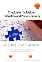 Checkliste Fluktuation von Mitarbeitern und Personalführung für Makler