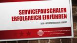 Beratung und Workshop zur Einführung eines individuellen Konzepts der Servicepauschalen