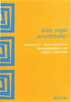 alois vogel schriftsteller. symposion – dokumentation