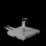 Glatz Granitsockel Z, 55Kg mit Rollen