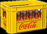 Coca-Cola 24x0,2l Glas MW