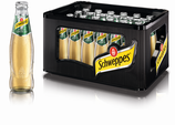 Schweppes American Ginger Ale 24x0,2l Glas MW