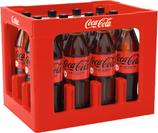 Coca-Cola Zero  12x1,0l PET MW
