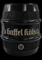 Gaffel Kölsch 10l Keg-Fass / Pittermännchen