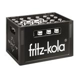 fritz-kola ohne zucker 24x0,33l