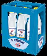 Gerolsteiner Plus Zitrone 6x0,75l Glas