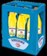 Gerolsteiner Orangen-Limonade 6x0,75l Glas