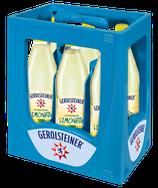 Gerolsteiner Zitronen-Limonade 6x0,75l Glas