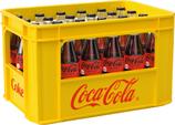 Coca-Cola Zero 24x0,33l Glas MW