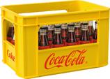 Coca-Cola Zero 24x0,2l Glas MW