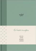 Babytagebuch, seegrün