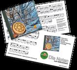 Zauberwald - inkl. Noten zum Mitspielen