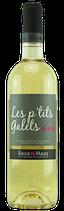 "(8) ""Les p'tits Galets"" Blanc"