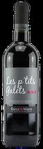 """""""Les p'tits Galets""""  Rouge"""