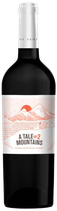 A Tail of 2 Mountains Red