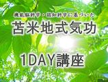 苫米地式気功1DAY講座(アンケートモニター価格)