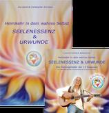 """[SET] Buch """"Eva Denk & Christopher Amrhein - Seelenessenz & Urwunde"""" + Begleit-CD"""