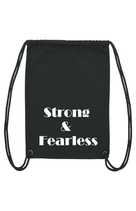 Gymbag Strong & Fearless