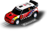 61239 Carrera GO-MINI John Cooper Works WRC no. 37