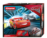 Carrera Go-Disney Pixar CARS 3 Finish First