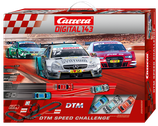 Carrera D143-DTM Speed Challenge