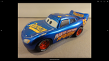 Thomasville Tribute - Fabulous Lightning McQueen (Metallic)