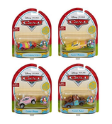 Easter cars - Set of 4
