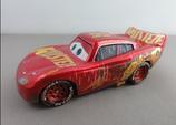 Muddy RustEze Racing Center Lightning McQueen