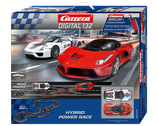 Carrera D132-Hybrid Power race