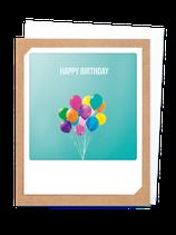 Birthday colours