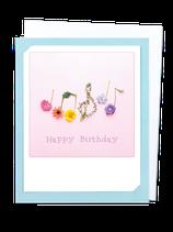 Happy Birthday Blumenmusik