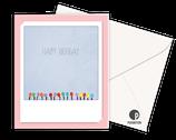 Happy Birthday Lichterkette