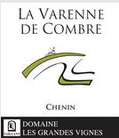 """2016 Anjou blanc """"Varenne de Combre"""""""