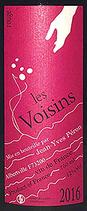 2016 Les Voisins rouge