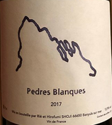 2019 Pedres Blanques