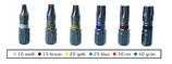 5 BeA Torx Bits 25mm