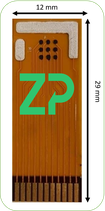 ZP pH mini-electrode array