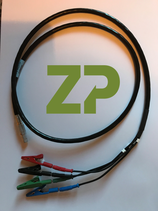 ZP4000407 -BANANA-LM4-CABLE-CABLE