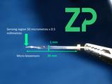 25 micrometer Null microbiosensor