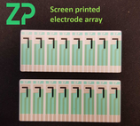 Six working electrode array